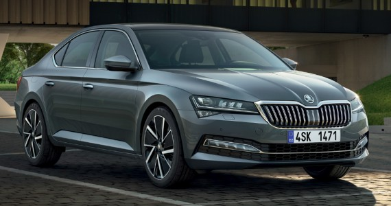 SKODA Superb 2019 FL
